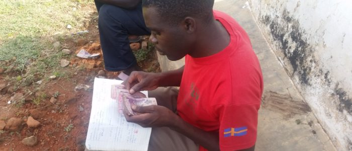 counting payments for water