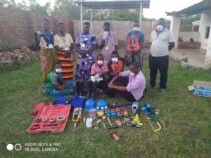 Water Training Equipment